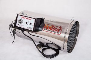 Electric Greenhouse Heating