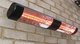 Wall Mounted Outdoor Heaters