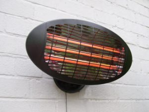 Wall Mounted Medium-wave Infra-red Heater