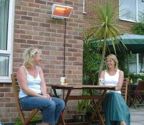Electric Patio Heaters