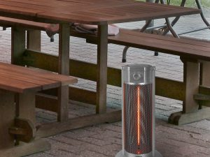 Infra-red Under-table Heater